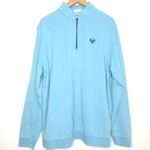 Peter Millar Cotton Pullover Sweater